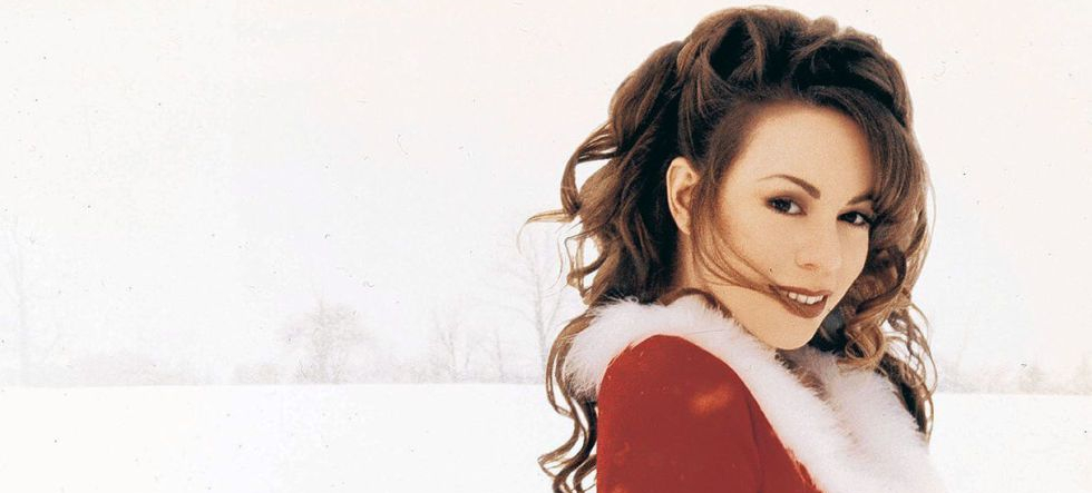 Mariah Carey Merry Christmas.Join The Canon Mariah Carey S Merry Christmas The